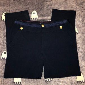 Tommy Hilfiger Madison stretch slim pants sailor